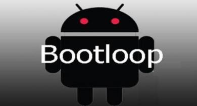 Samsung Galaxy phone stuck in Boot Loop