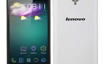 Flash Stock Rom onLenovo S820 IUSACELL MT6589 S111 140805