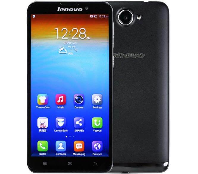 How to Flash Stock Rom on Lenovo S939 MT6592 - Flash Stock Rom