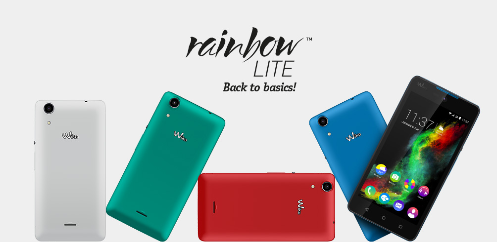 How to Flash Stock Rom on Wiko Rainbow Lite V6 MT6582 - Flash Stock Rom