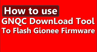 flash Qualcomm Smart device using GNQC download tool