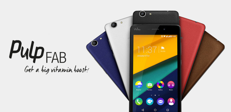 How to Flash Stock Rom on Wiko Pulp Fab V18 MT6592 - Flash Stock Rom