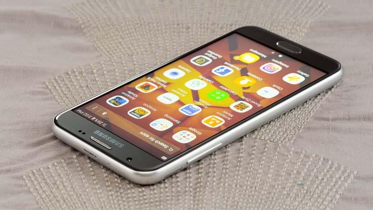 Flash Stock Rom on Samsung Galaxy J3 Prime SM-J327P - Flash Stock Rom