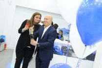 Valentina Persia e Giancarlo Pardini_brindisi