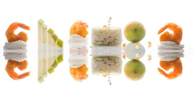 Seppie marinate al profumo di Bergamotto foto