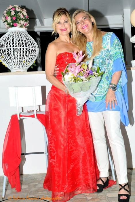 Patrizia Pellegrino e Manuela Maccaroni