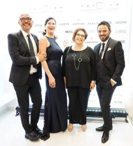 Salvo Nicosia, Demetra Hampton, Cinzia Giagnotti