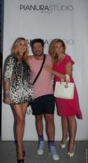 Stefania Orlando, Marco Scorza e Michaela Biancofiore