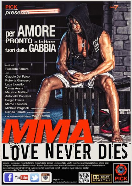 cinema l'action movie mma love never dies