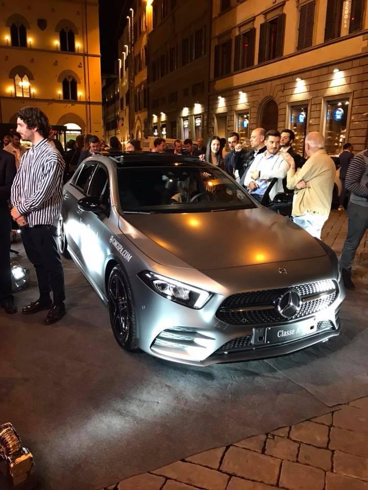 EnoArte per la nuova Mercedes Classe A