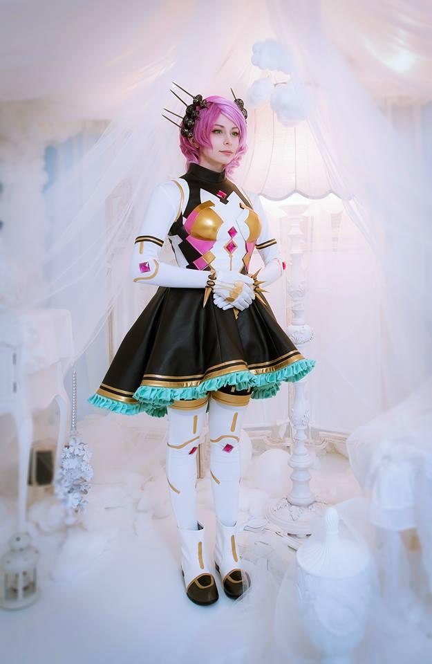 Yuriko Tiger: inseguite i vostri sogni sempre e comunque.