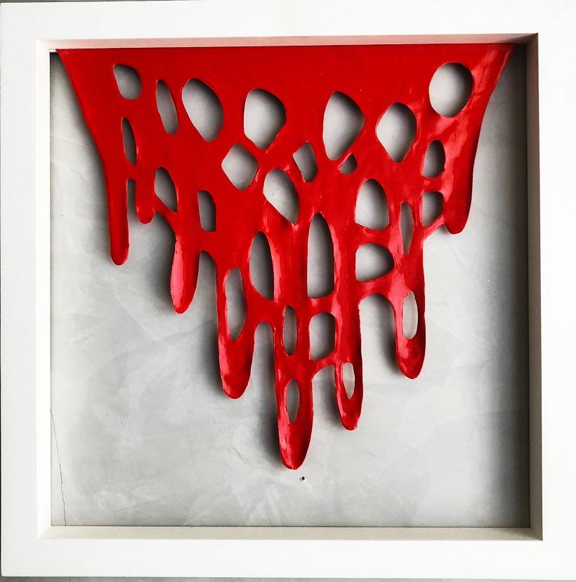 Risultati immagini per Vesna Pavan in mostra nello studio di Piero Manzoni