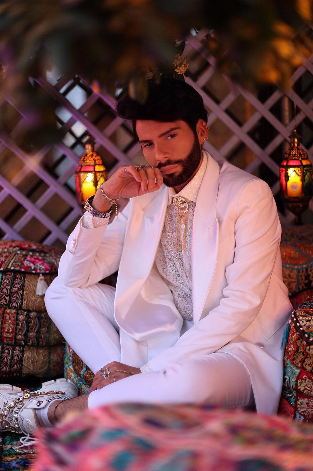 """La """"Favola"""" di Federico Fashion Style"""