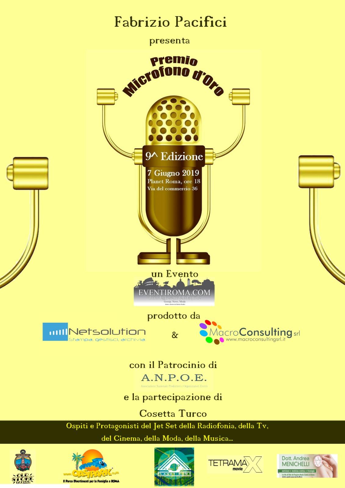 """Domani grande appuntamento con """"Il Microfono d'Oro"""""""