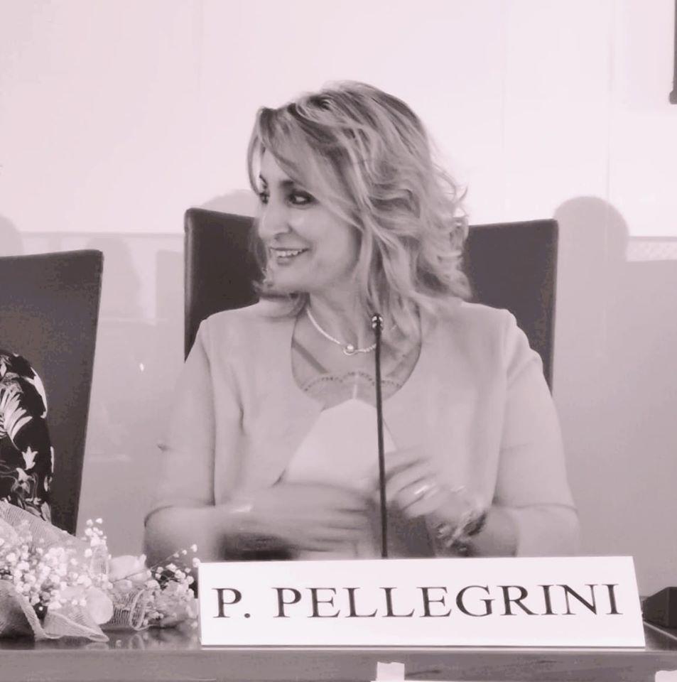 L'arte del gusto salutare Patrizia Pellegrini a L'A Cena Dali'