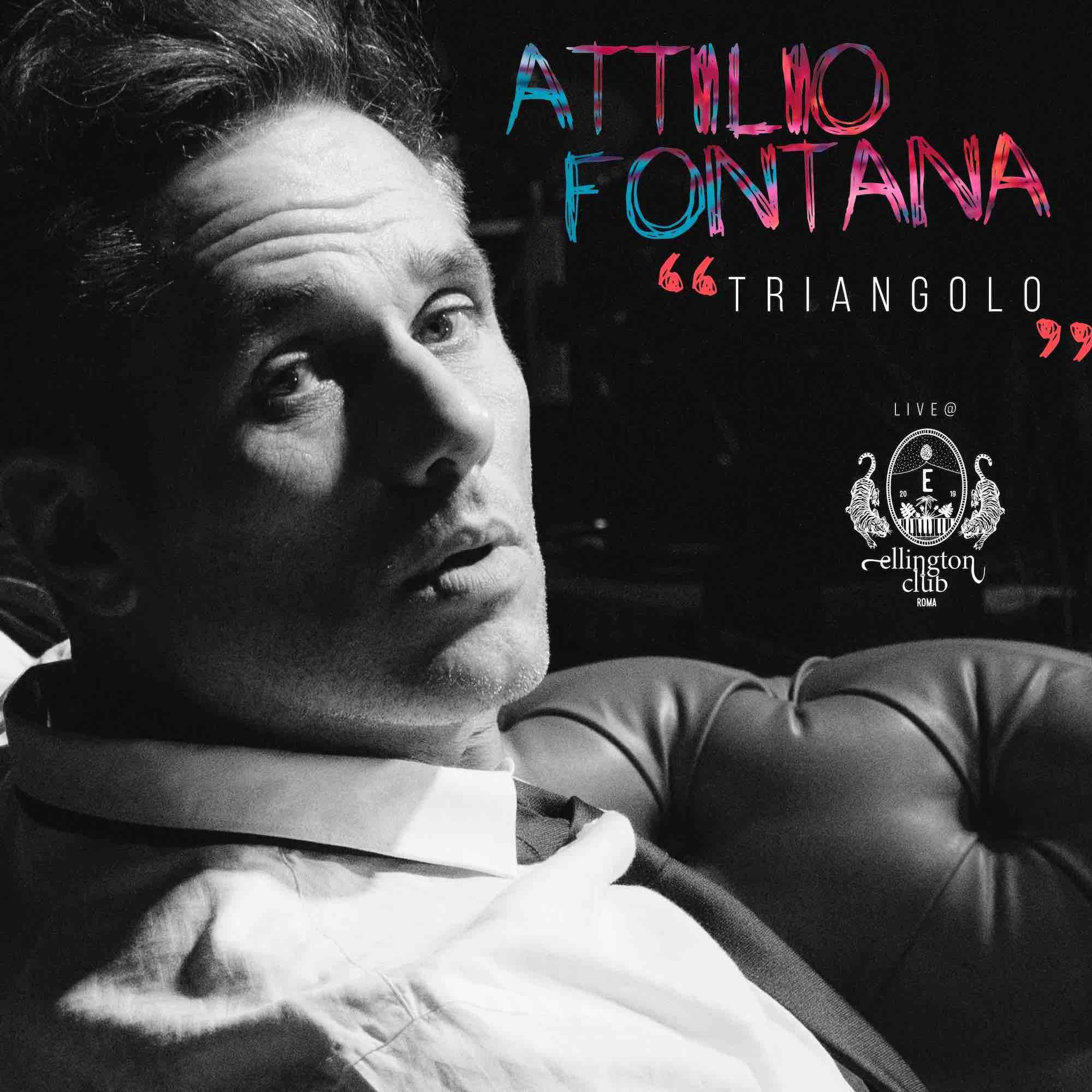"""""""Sessioni Segrete"""" di Attilio Fontana: il live diventa un disco:"""