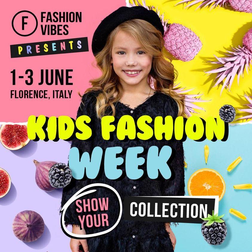 KidWear RunWay Show  Fashion Vibes a Firenze