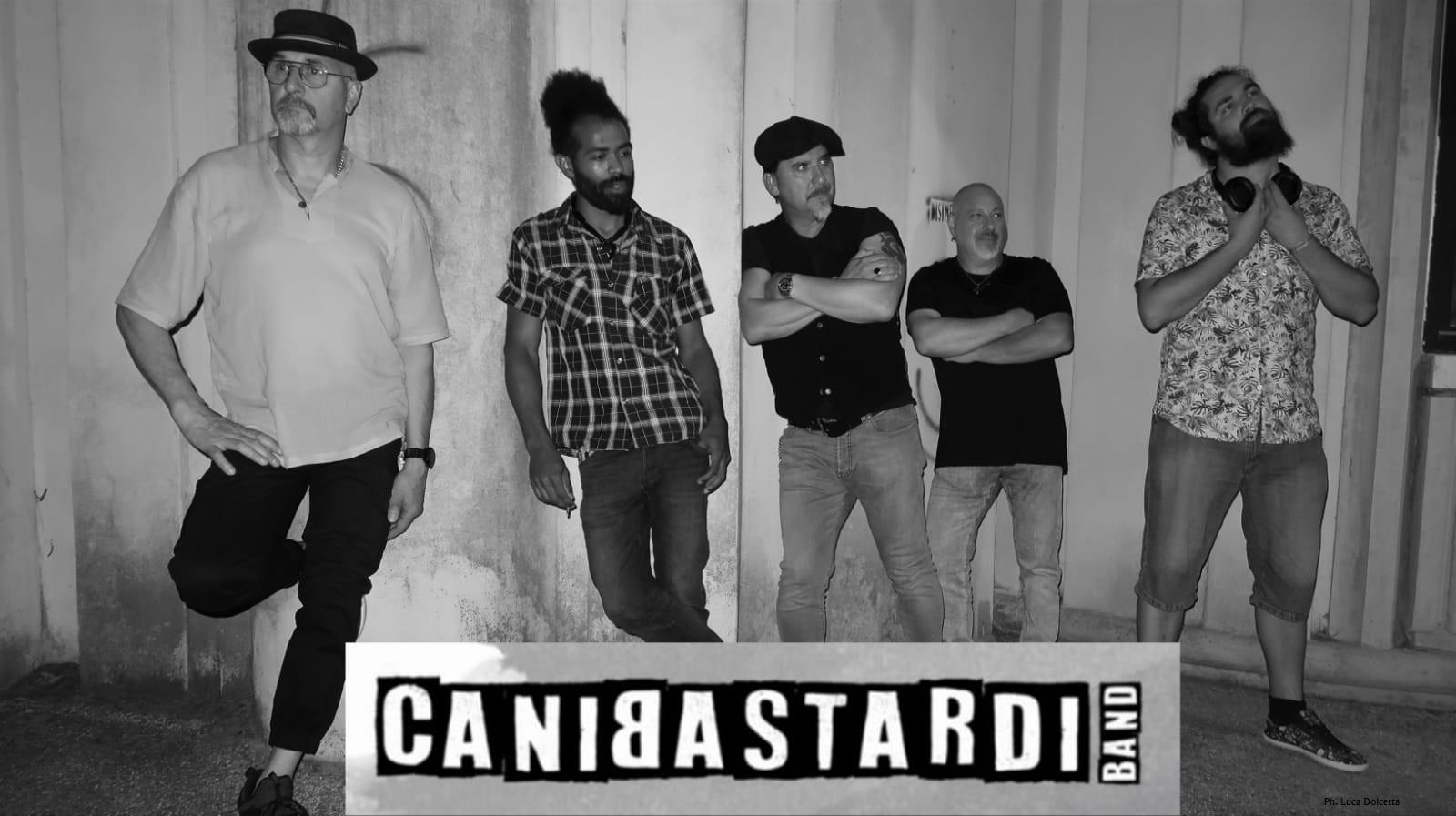 Max Rasa e i Cani Bastardi Band sbarcano a Sanremo Rock