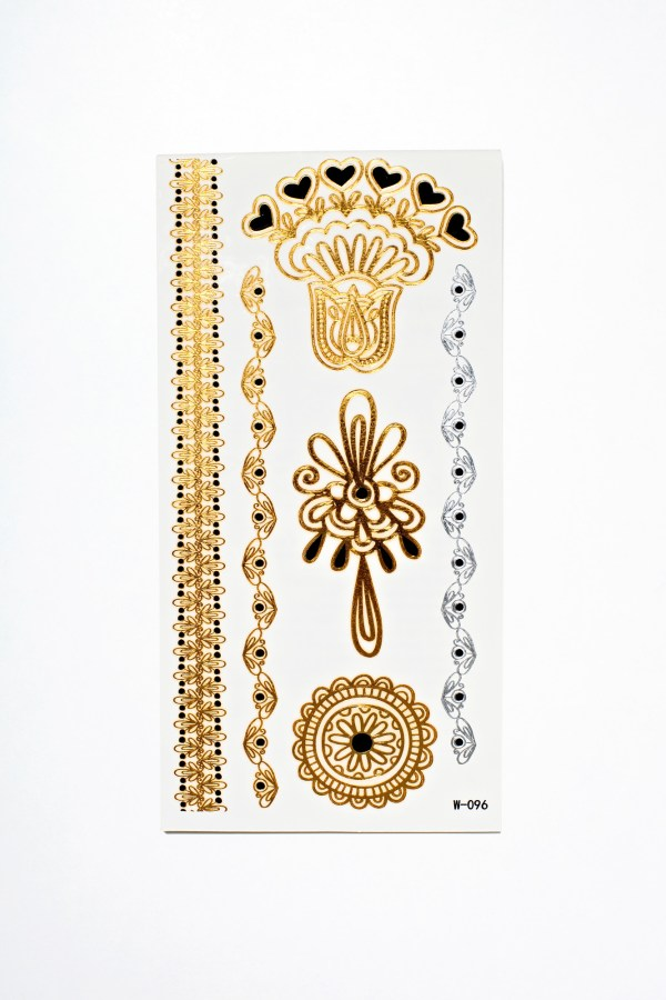 Flash Tattoos - Goa Beach