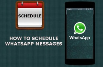 How to Schedule Whatsapp Messages On iPhone? 8