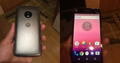 Moto G5 and G5 Plus official render leaked Images