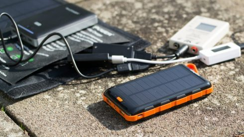 Best Solar Chargers for Your Phone | Solar Chargers 2018 1