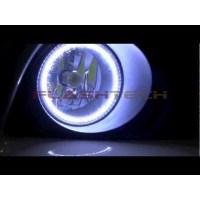 Chevrolet Tahoe White LED HALO FOG LIGHT KIT (2007-2013)