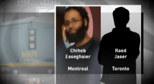 Canadian terror plot foiled. (CBC News)