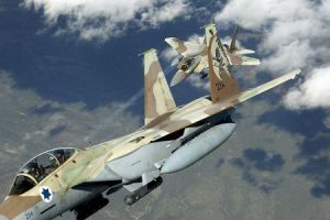israelifighterjet