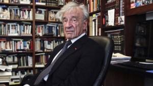 Elie Wiesel (photo credit: AP/Bebeto Matthews/File/Times of Israel)
