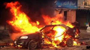 Violence is  on the rise in Iraq.