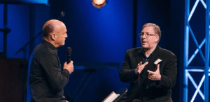 Pastor Greg Laurie and I discuss the future of America, Israel and the threat of Radical Islam.