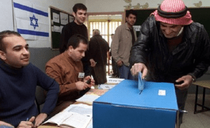 Arab turnout at the polls this year was much higher than last election, and this is a good thing. (photo credit: Al-Arabiya)