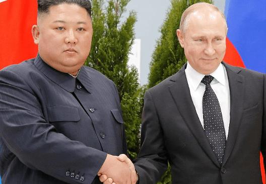 KimJongUn-Putin