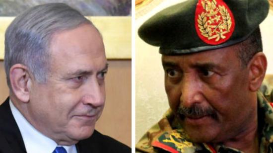 Sudan-Netanyahu