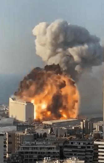 Beirut-2ndexplosion