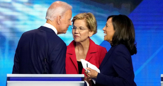 Biden-WarrenHarris