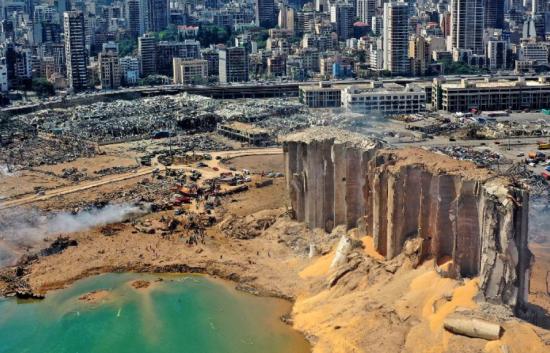 Lebanon-devastation