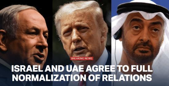 peace-UAE-ISRAEL