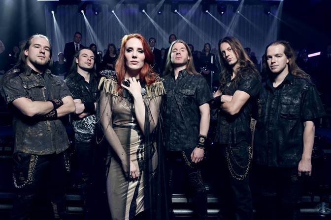 Epica First Video Clip From Retrospect DVD Now Available  FlashWounds  FlashWounds