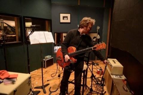 Brian in his studio