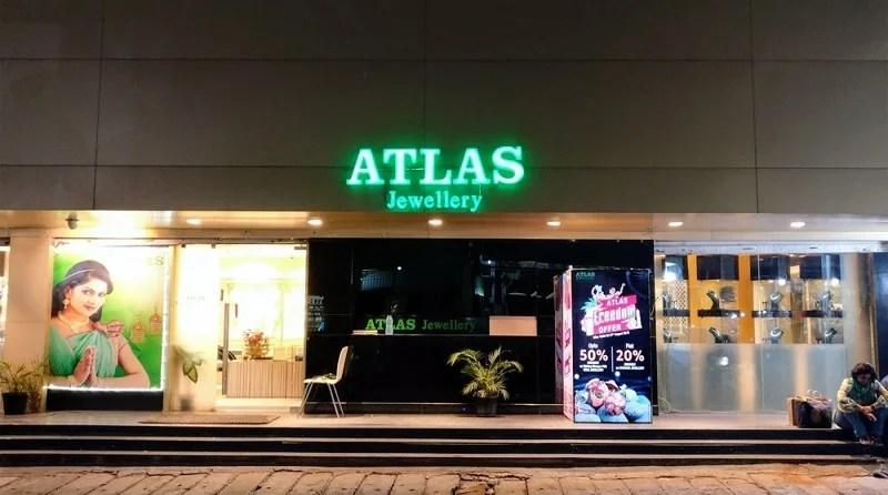 Atlas Jewellery Dubai