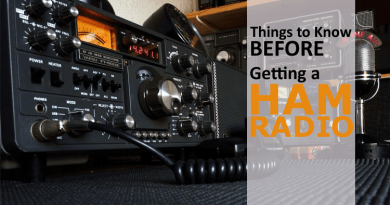 Getting a Ham Radio