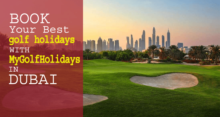 Golf Holidays in Dubai