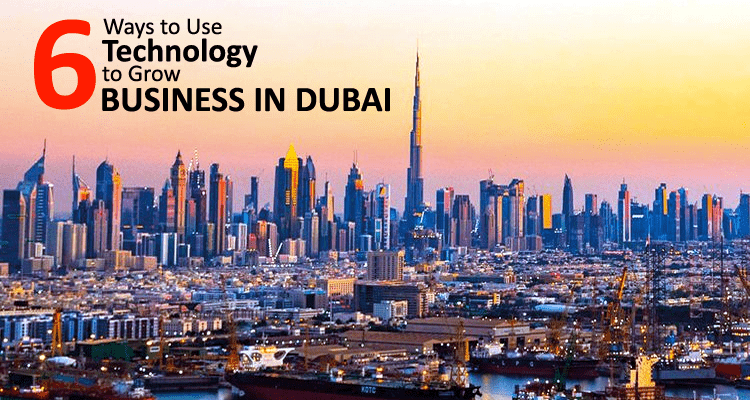 Growing Business in Dubai