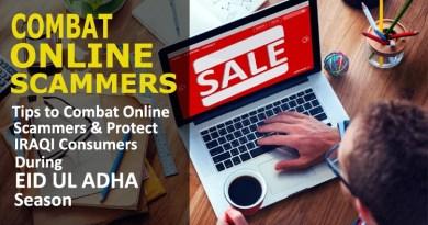 Combat Online Scammers