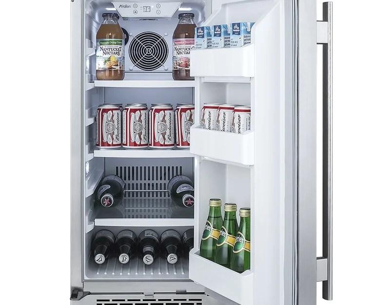 Avallon AFR151SSODRH refrigerator