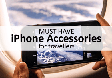 iPhone Accessories for Travellers