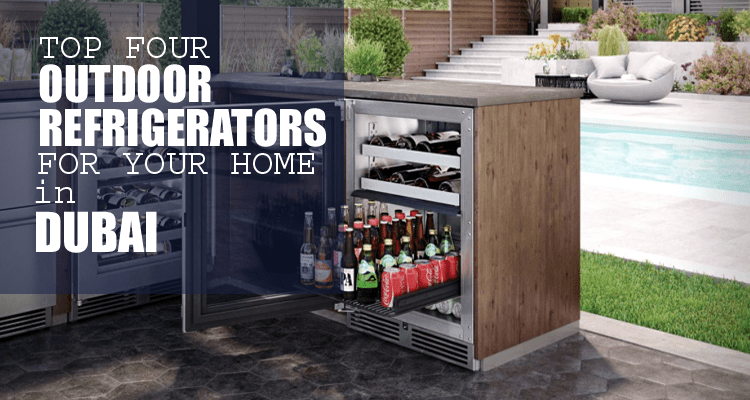 Outdoor Refrigerators in Dubai