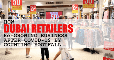 How Dubai Retailers Are Regrowing Their Business By Counting Footfall